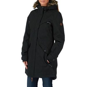 O'Neill Adventure Journey Parka Jacket Black
